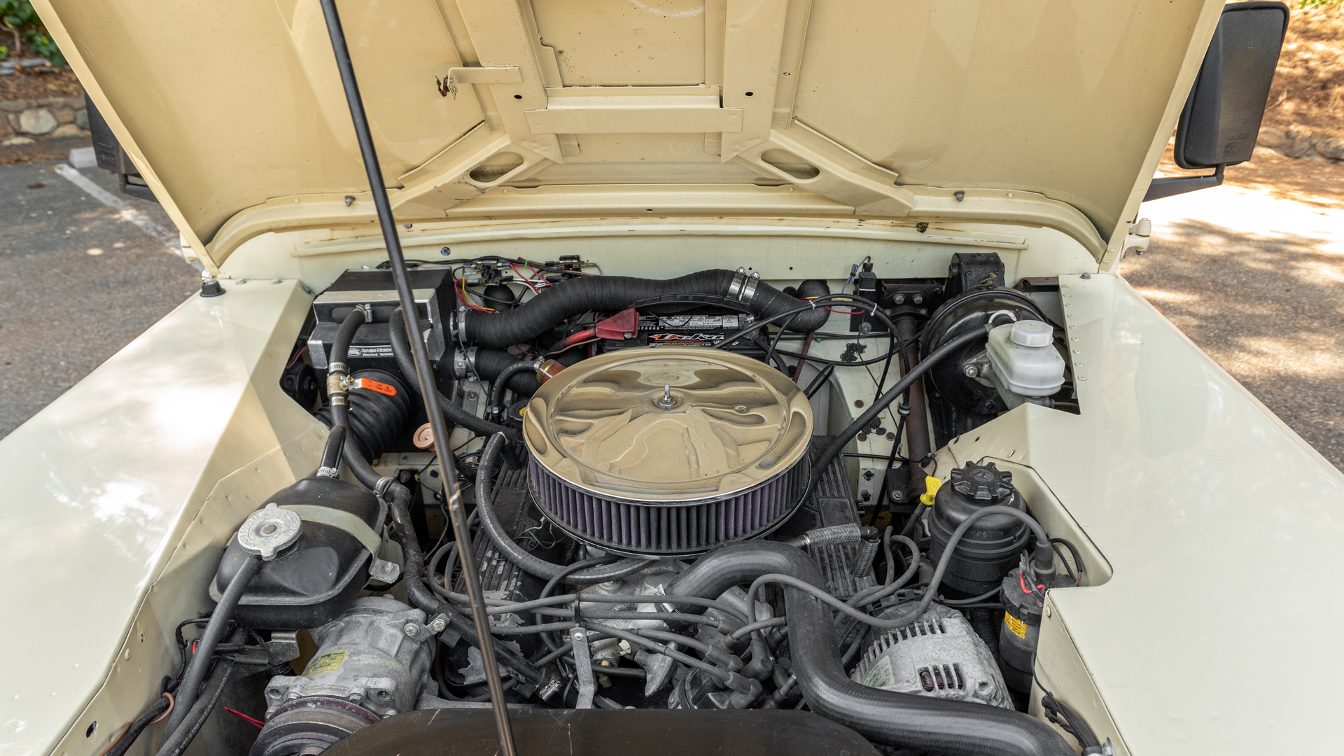 Modified 1964 Land Rover 109 Photo 7
