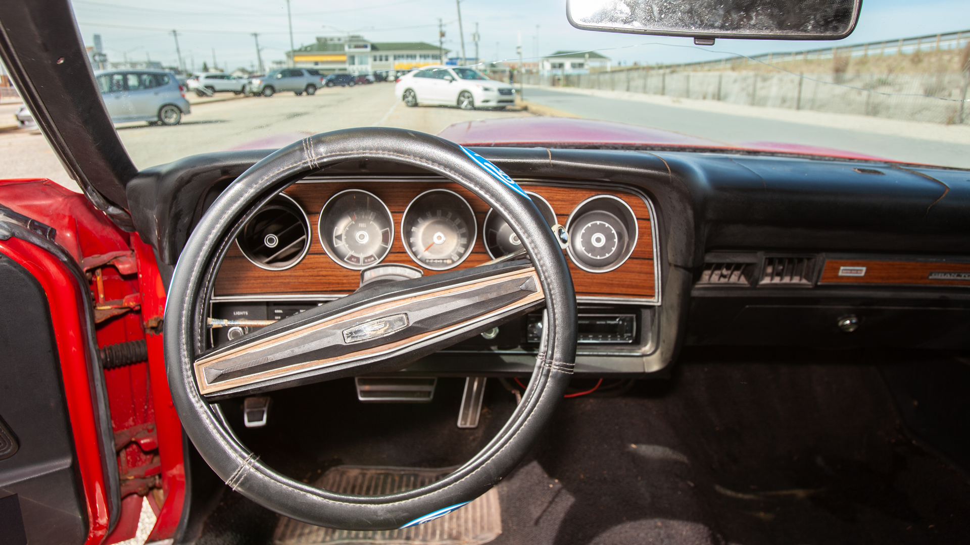 1972 Ford Gran Torino Sport Photo 7