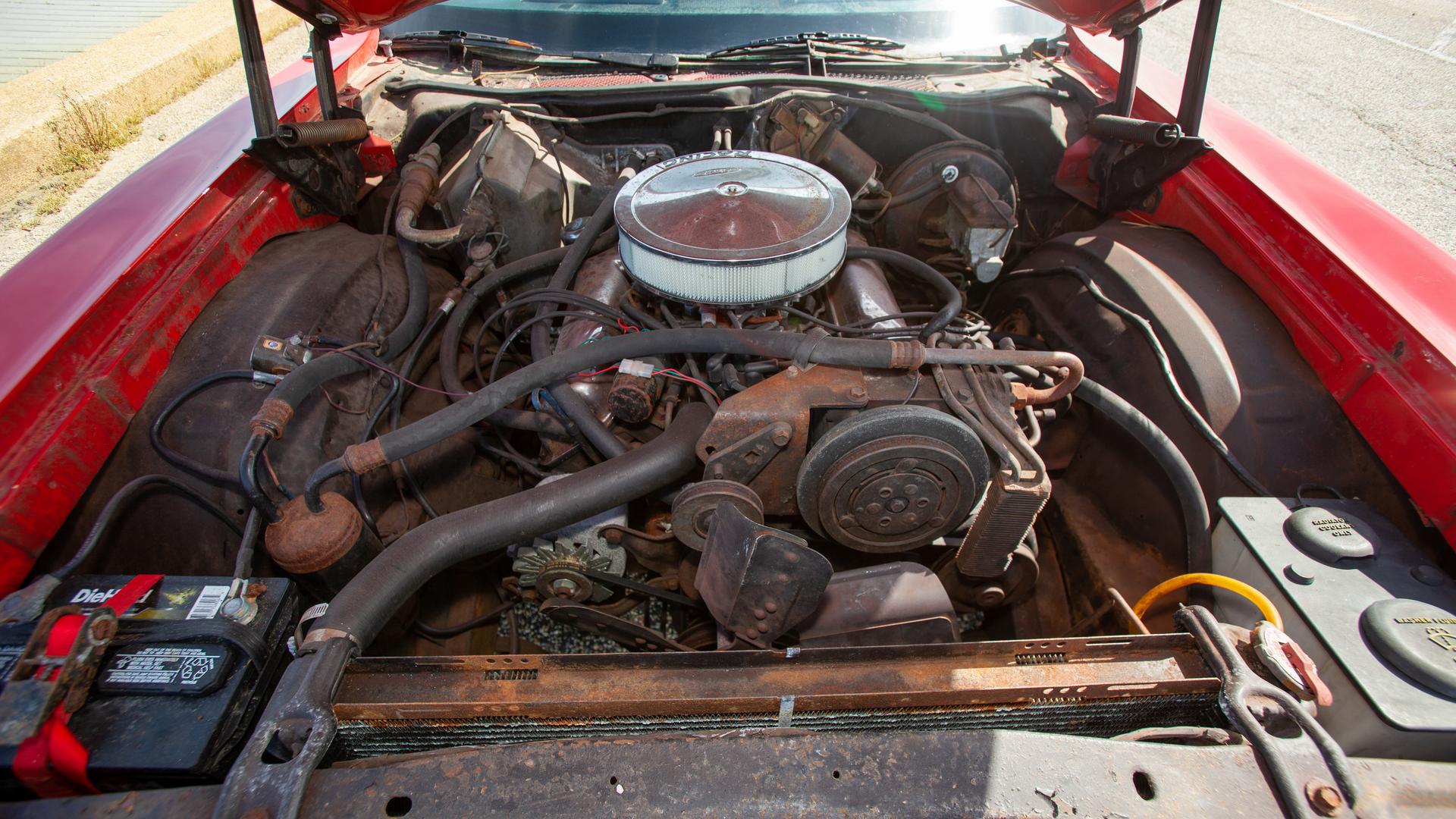 1972 Ford Gran Torino Sport Photo 9
